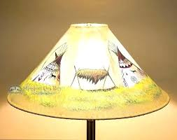 full size of rawhide lamp shade leather shades painted australia faux chandelier canada lighting good looking