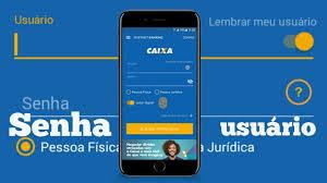 cadastro e acesso internet banking caixa app pelo celular passo a passo  2021 - YouTube