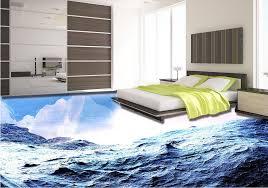 bedroom floor tiles. Vinyl Flooring Waterproof Custom 3d Mural Wallpaper Beautiful Tiles Bedroom Floor Wallpaper-in Wallpapers From Home Improvement On G