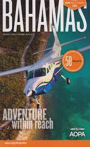 Aopa Charts 2019 Bahamas Pilots Guide By Aopa