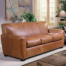 jackson leather sleeper sofa leather