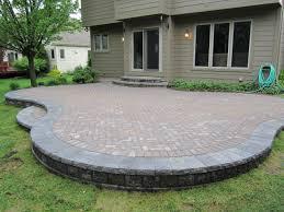 house outstanding paver patio designs 8 landscaping ideas backyard brick paver patio designs