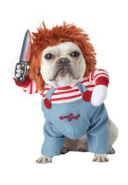 Ups Dog Costume Size Chart Deadly Doll Dog Costume