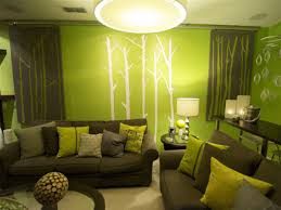 Where To Start When Decorating A Living Room Lime Green Feature Wall Living Room Yes Yes Go