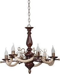 <b>Подвесной светильник Vitaluce</b>, <b>6</b> х Е14, 60 Вт, V4305/6 ...