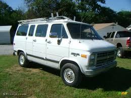 1990 White Chevrolet Chevy Van G10 Cargo #39431024 Photo #12 ...
