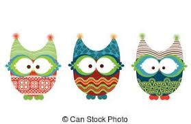Image result for winter owl clipart