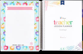 Teacher Weekly Planners Teacher Planners Lesson Plan Books Erin Condren