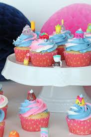 Shopkins Cupcakes Girl Inspired
