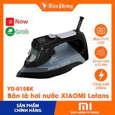 Bàn là ủi hơi nước XIAOMI thông minh Lofan LCD Steam Iron - Bàn ủi, bàn là  Nhãn hàng Xiaomi