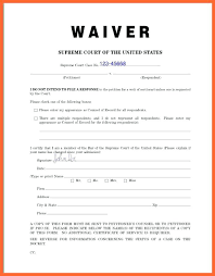waver form waiver form template for sports 9 sample waiver form waiver form
