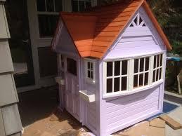 playhouse furniture ideas. Painting A Costco Playhouse. DIY Fix To Create Custom Look Via Http:/ Playhouse Furniture Ideas D