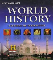 Patterns Of Interaction Pdf Gorgeous World History Patterns Of Interaction Student Edition Survey PDF