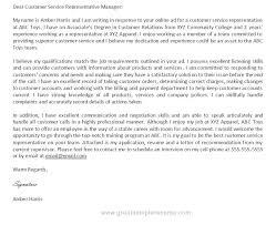 Cover letter academic advising