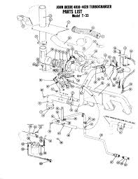 John deere 4010 t 33 turbo kits m w rajay garrett