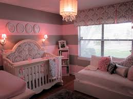 Pink And Grey Girls Bedroom Pink And Grey Nursery Home Design Ideas