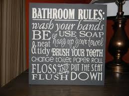 Elmo Bathroom Decor Decorative Bathroom Sign