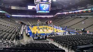 Chi Health Center Omaha Section 129 Creighton Basketball