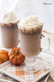 Pumpkin Hot Chocolate Julie s Eats Treats