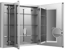 No Mirror Medicine Cabinet Furniture Futuristic Mirror Medicine Cabinet With Aluminum