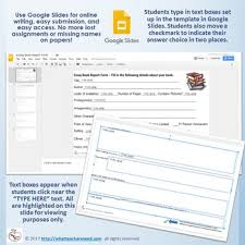 paragraph essay book report form now google drive option  5 paragraph essay book report form now google drive option