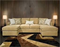 double chaise lounge sectional sofa  sofas  home decorating