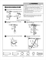 garage doors measurements comfortable chamberlain door in opener manual plan 11