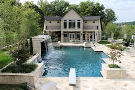 inground pool waterfalls. About Pool Vinyls Backyards And 2017 Inground Waterfalls Pictures