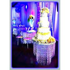 chandelier cake stand chandelier cake stand chandelier cake stand hanging crystal acrylic for wedding chandelier cake