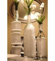 Decorative Wine Bottles Ideas for the Reuse or Repurposing of Wine Bottles 46