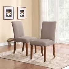 2 dining room chairs dining room interesting dining chair design with cozy parson chairs