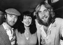 His nickname, at times attributed to yankees broadcaster mel allen , was actually bestowed on rizzuto (according to him) by minor league teammate billy hitchcock because of the way rizzuto ran the bases. Phil Collins Kate Bush And Mike Rutherford At The Melody Maker Pop Awards 1980 By Colin Davey Genesis