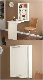 office desk space. Wall Mounted Fold Down Desk Plans Home Decor Color Also Sober 27 Best Small Space Office