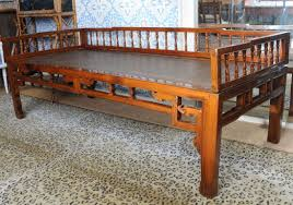 Antique Chinese Opium Bed Johncalle