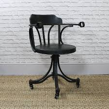 industrial style office chair. Industrial Style Swivel Desk/Office Chair Office T