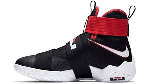 lebron red and black. official images of the black \u0026 red nike lebron zoom soldier 10 lebron and b