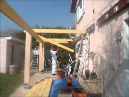 Construction Pergola Youtube Comment Construire Soi Meme Sa Pergola