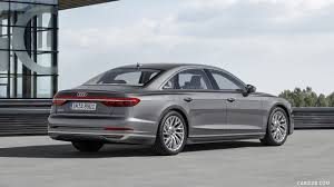 2018 audi grey. modren audi 2018 audi a8 l color terra grey  rear threequarter wallpaper throughout audi grey