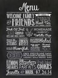 26 Blackboard Decoration Ideas | houseofdesign.info