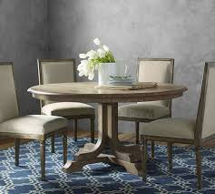 linden pedestal dining table