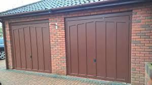 garage door installation milton keynes pair of cardale bedford up over garage doors before