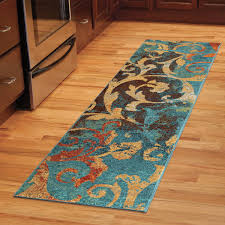 colorful area rugs orian watercolor scroll multi colored rug or runner space coloured accent fluffy pad blue large floor purple for less fl