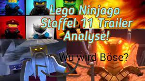 Lego Ninjago Staffel 11 Trailer Analyse! Was hat man im Trailer der Staffel  11 von Ninjago gezeigt? - YouTube