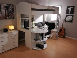 desks full size bunk bed with desk underneath twin loft bed with desk loft beds