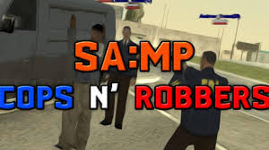 CRIME STATE: LOS SANTOS COPS AND ROBBERS