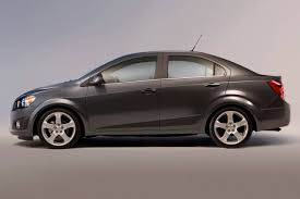 2013 Chevrolet Sonic lt Market Value - What's My Car Worth