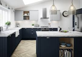 how to paint kitchen cabinets l shaped kitchen with dark cupboards and light flooring by