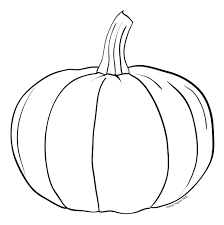 Small Picture Pumpkin Shape Template Coloring Coloring Pages