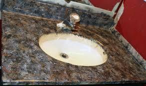 Diy Faux Granite Countertops Dimestore Diva Diy Faux Real Yall Granite Countertops For Less