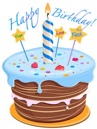 Birthday Cake And Balloons Clipart Free Download Best Birthday
